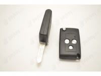 Корпус выкидного ключа Toyota 3 кнопки, лезвие TOY43