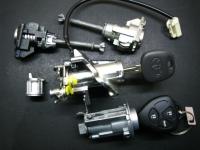 Автозамок Toyota в сборе с комплектом ключей