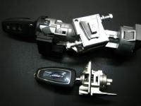 Автозамок Ford в сборе с комплектом ключей